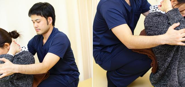 矯正治療をすることで、身体の「土台」を調整し、全身を良い方向へと導きます